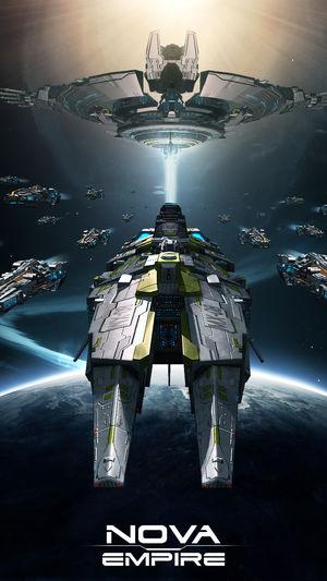 Nova empire官网最新版(新星帝国)(含数据包)图1: