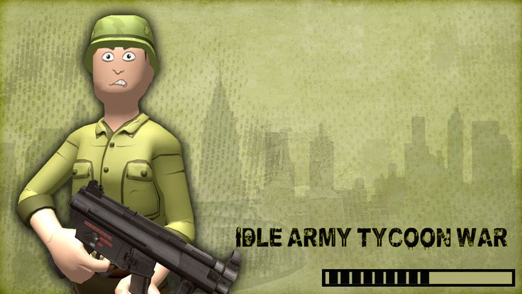 闲置军队大亨战争游戏安卓最新版下载图片1