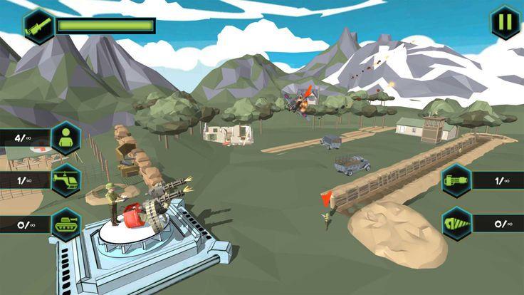 闲置军队大亨战争游戏安卓最新版下载图3: