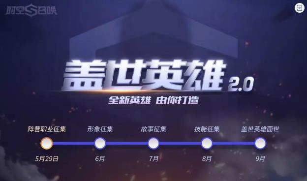 时空召唤5月29日更新公告 盖世英雄征集活动上线[多图]