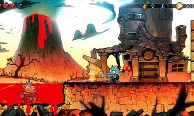神奇小子龙之陷阱手游官网下载(Wonder Boy:The Dragons trap)图2: