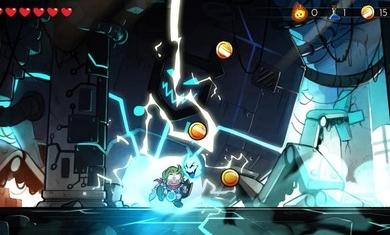 神奇小子龙之陷阱手游官网下载(Wonder Boy:The Dragons trap)图3: