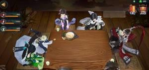 剑网3指尖江湖怎么请别人吃饭 邀请好友吃饭方法图片3