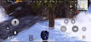 和平精英雪地防空洞在哪 雪地洞穴详细位置图片3