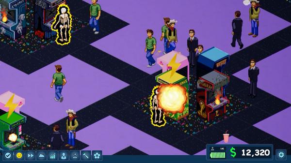 游戏厅大亨无限金币免费完整版(Arcade Tycoon)图2: