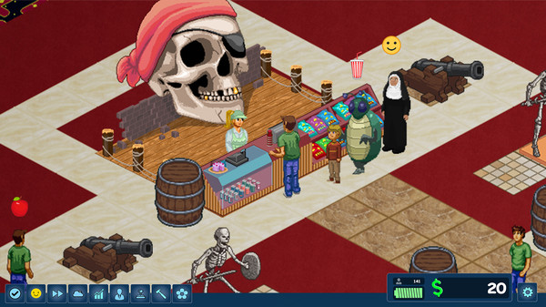 游戏厅大亨无限金币免费完整版(Arcade Tycoon)图3: