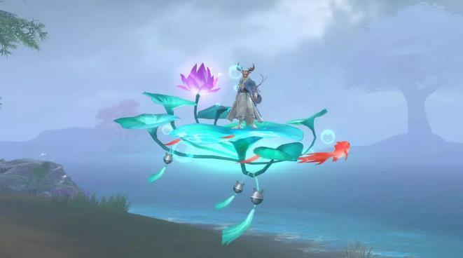 完美世界手游6月20日更新公告 新增妖之青莲飞行器[多图]