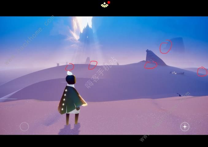 Sky光遇晨岛收集攻略 晨岛所有物品位置总汇[视频][多图]图片2