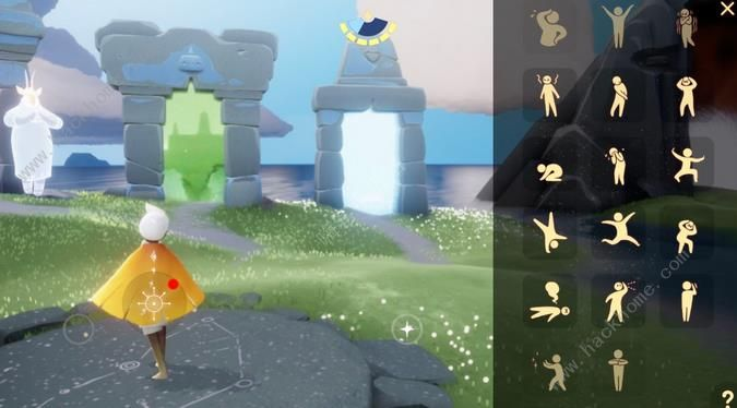 sky光遇禁阁浮空先祖在哪 禁阁一层先祖位置详解[视频][多图]图片4