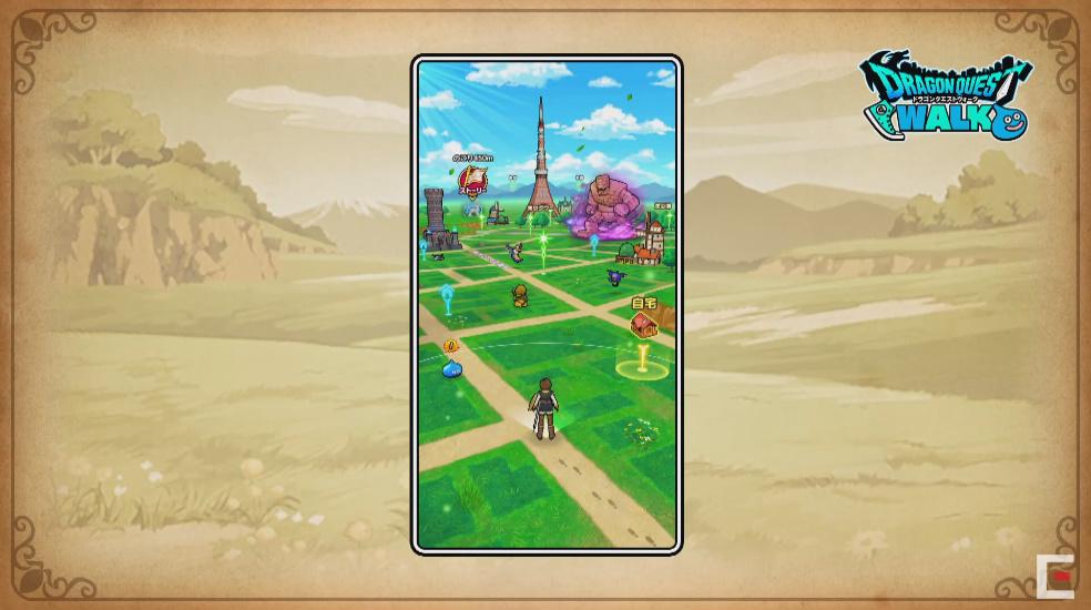 勇者斗恶龙WALK是什么游戏 勇者斗恶龙WALK游戏玩法[多图]