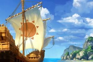 航海日记1.6.6版本更新公告 新增黑市偷渡、远洋贸易玩法图片2