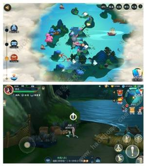 剑网3指尖江湖秀坊遗珍任务怎么做 4个绣球任务位置图片3