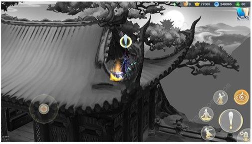 剑网3指尖江湖落雁岭房顶怎么上 落雁岭房顶跳上去方法[视频][多图]图片3