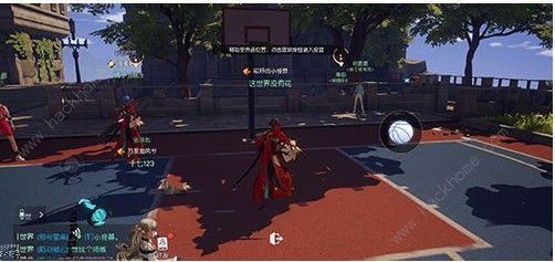 龙族幻想篮球场在哪里 篮球场坐标位置[视频][多图]图片2