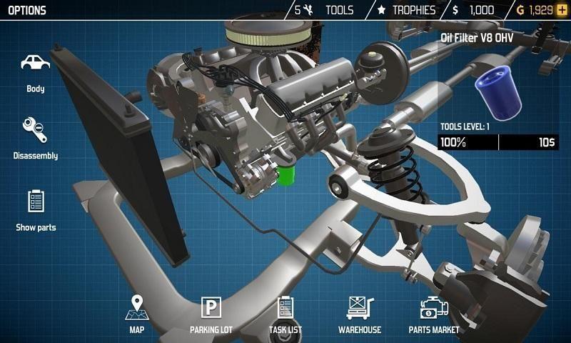 修车模拟器抖音vr游戏中文版图2: