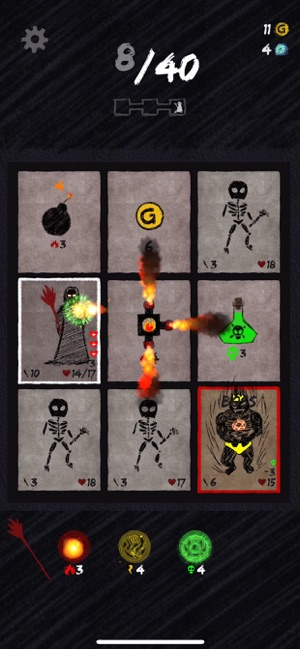 卡牌术士最新版图1