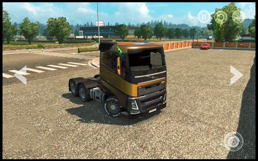 欧洲卡车操作模拟器游戏中文手机版图3: