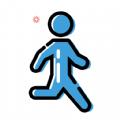 小蓝运动计步app
