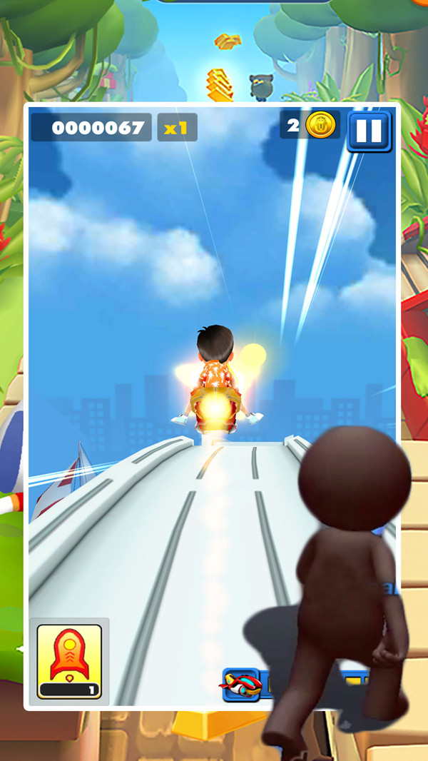 天天酷跑传奇激斗游戏安卓最新版下载图3: