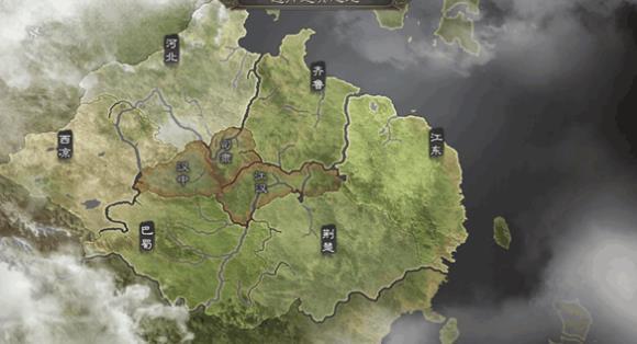 三国志战略版资源州在哪 最富有的三大洲位置[多图]