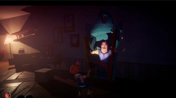 小孩邻居游戏官方唯一正版下载图3: