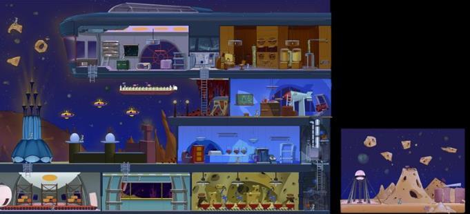 猫和老鼠欢乐互动太空堡垒攻略 太空堡垒打法技巧详解[多图]