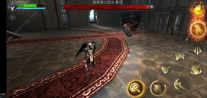 魂之刃巨龙城堡2-10攻略 皇家骑士团团长曼尼通关打法详解[视频][多图]图片2
