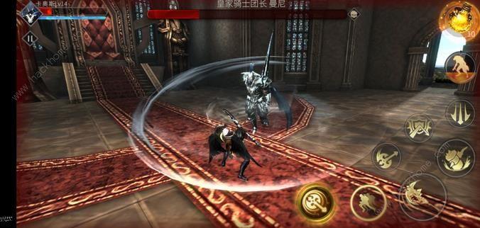 魂之刃巨龙城堡2-10攻略 皇家骑士团团长曼尼通关打法详解[视频][多图]图片9