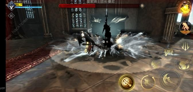 魂之刃巨龙城堡2-10攻略 皇家骑士团团长曼尼通关打法详解[视频][多图]图片10