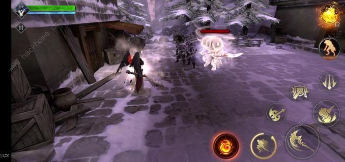 魂之刃巨龙城堡3-2攻略 神之弃民卡洛克通关打法详解[视频][多图]图片2