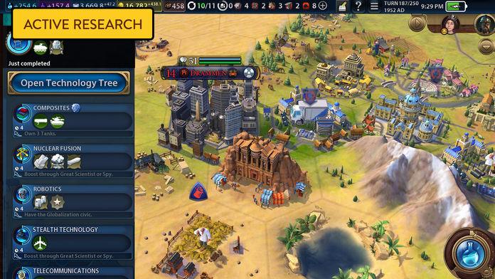文明6红色死亡游戏最新版下载图1: