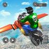 未来摩托车路驾驶游戏中文版下载 v1.0
