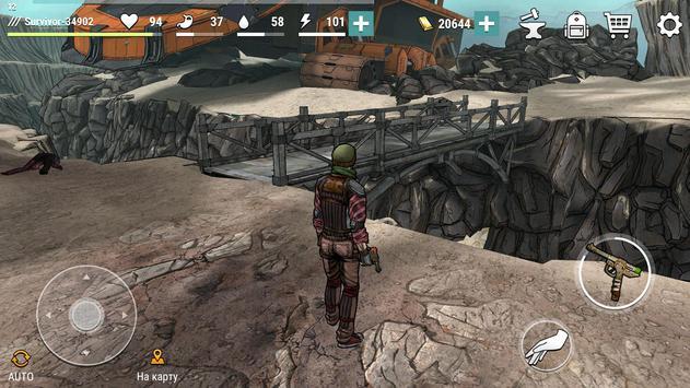 黑暗时代丧尸求生中文版安卓下载(Dark Days Zombie Survival)图片1