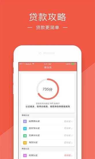鸢尾借款app手机版图3: