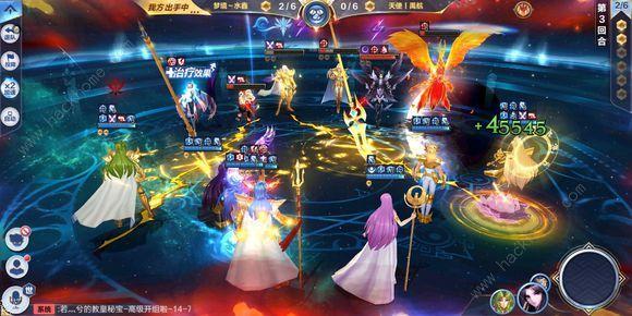 圣斗士星矢手游9月26日更新公告 新增极地挑战赛玩法[视频][多图]图片1