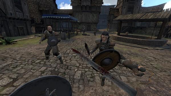 刀剑与魔法VR游戏最新手机版(Blade And Sorcery)图1:
