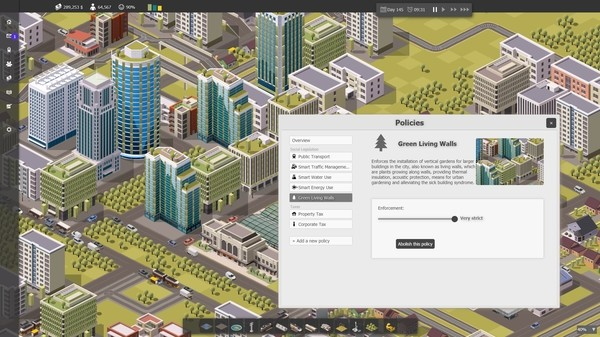 智能城市规划游戏官方手机版图2: