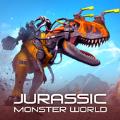 侏罗纪怪兽世界恐龙战争游戏