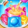 芭比糖果工厂游戏
