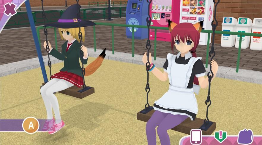 vr少女穿鞋模拟器游戏最新汉化版下载图1: