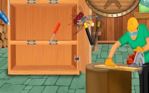 木匠家具店制作游戏中文版图片1