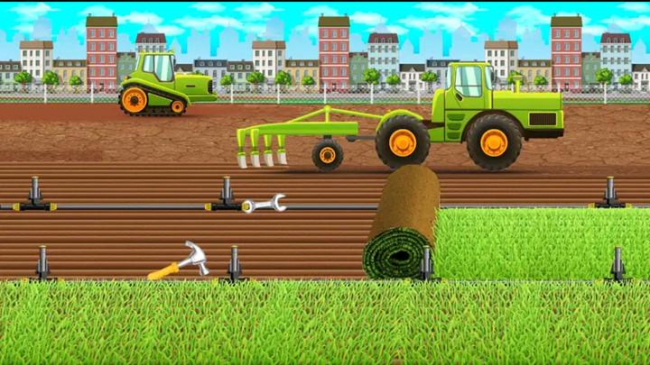 建造足球场游戏中文安卓版图1: