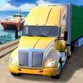 港口开车模拟器游戏