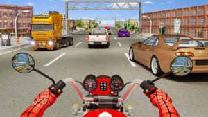 蜘蛛侠赛车模拟游戏图2