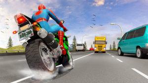 蜘蛛侠赛车模拟游戏图3