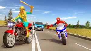 蜘蛛侠赛车模拟游戏最新安卓版图片1