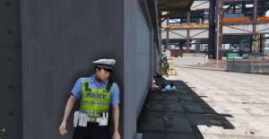 中国特警模拟器游戏最新手机版图片1