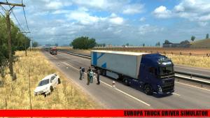 欧罗巴卡车模拟19游戏最新手机版下载图片1