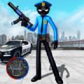 火柴人真实警察模拟器游戏官方安卓版下载 v1.0
