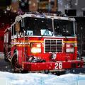 冬季救援消防车游戏最新手机版 v1.0